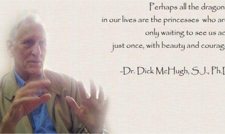 Richard (Dick) McHugh SJ. Ph.D